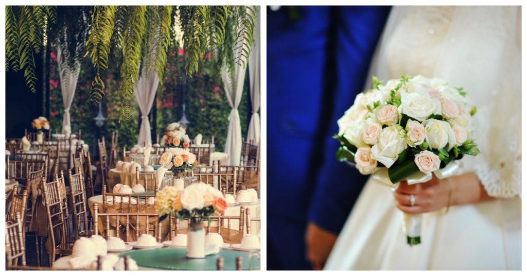 Organizador de bodas o wedding planner