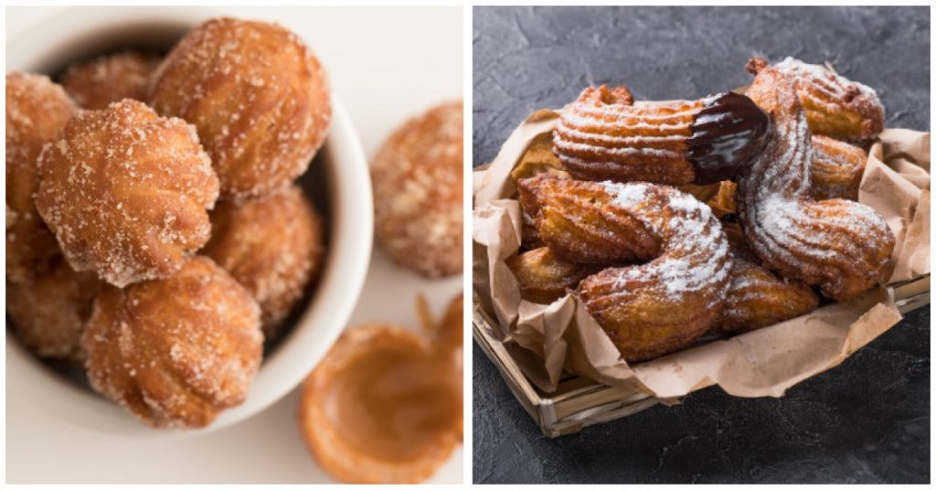 Otros dulces de fallas y fiestas en España