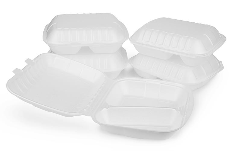 Plástico N˚ 6 PS - Poliestireno