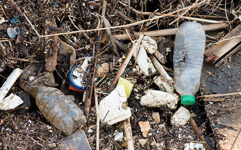 Plástico tóxico y contaminante