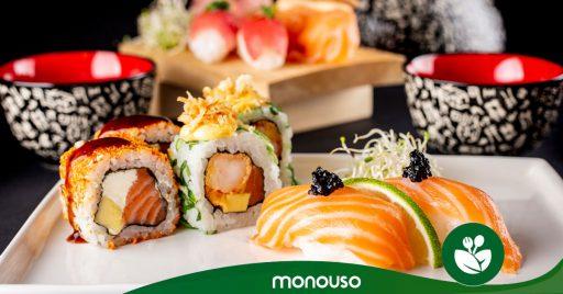 Tipos de sushi: Conviértete en experto