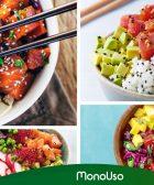 Poke: Comida en tendencia, refrescante y divina