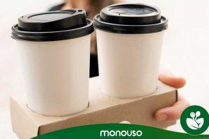 Los portavasos de cartón: el mejor aliado para las cafeterías