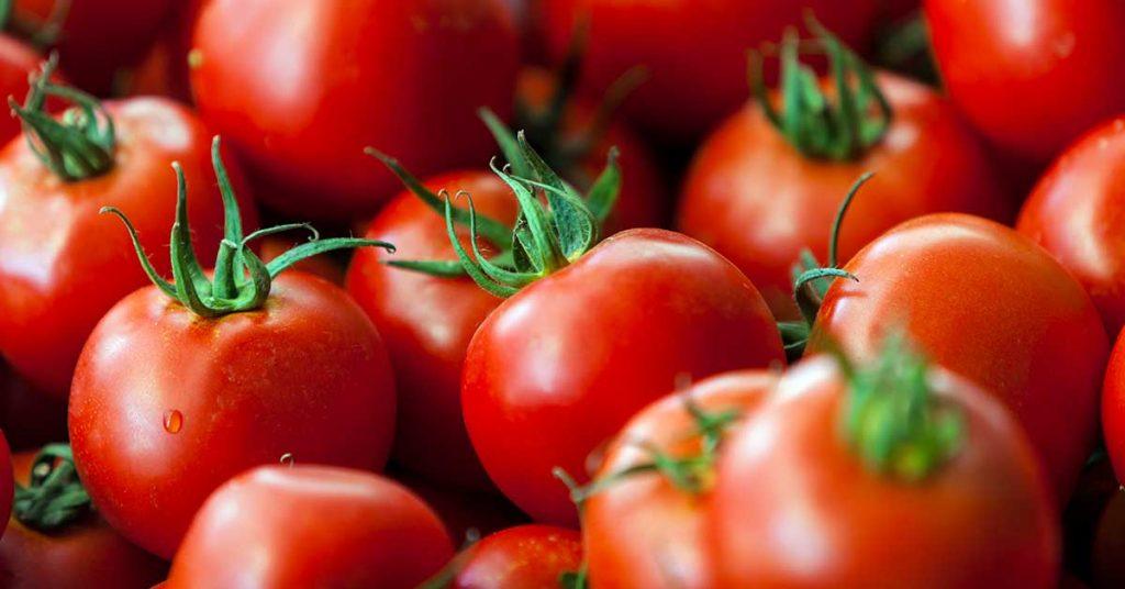 Preparar tomates para que su sabor se sienta