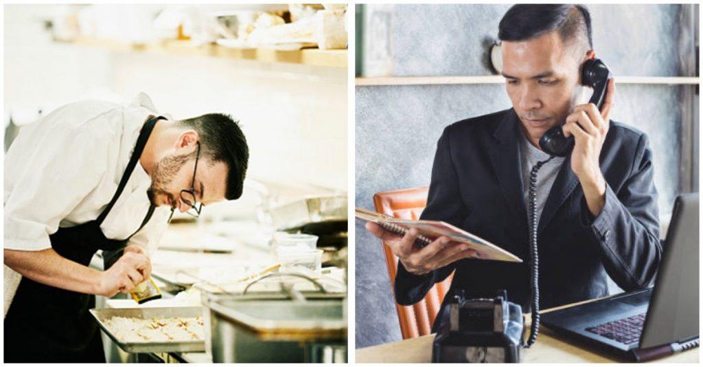 Problemas de gestionar de forma errónea un restaurante