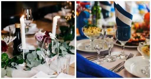 Productos para decorar las mesas y todo tu restaurante