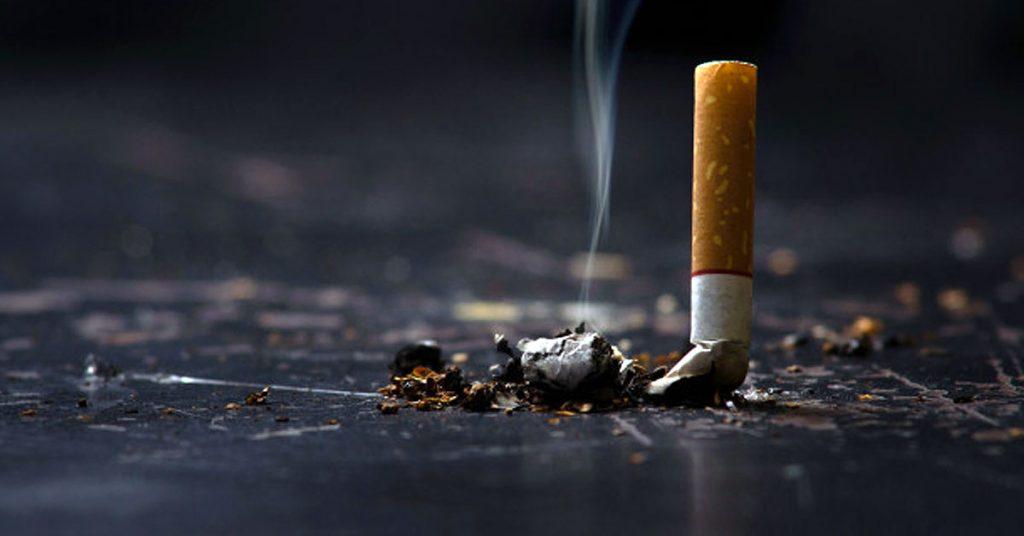 Prohibido el humo