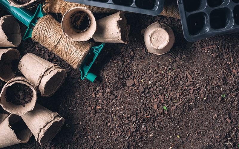 Qué es compostable