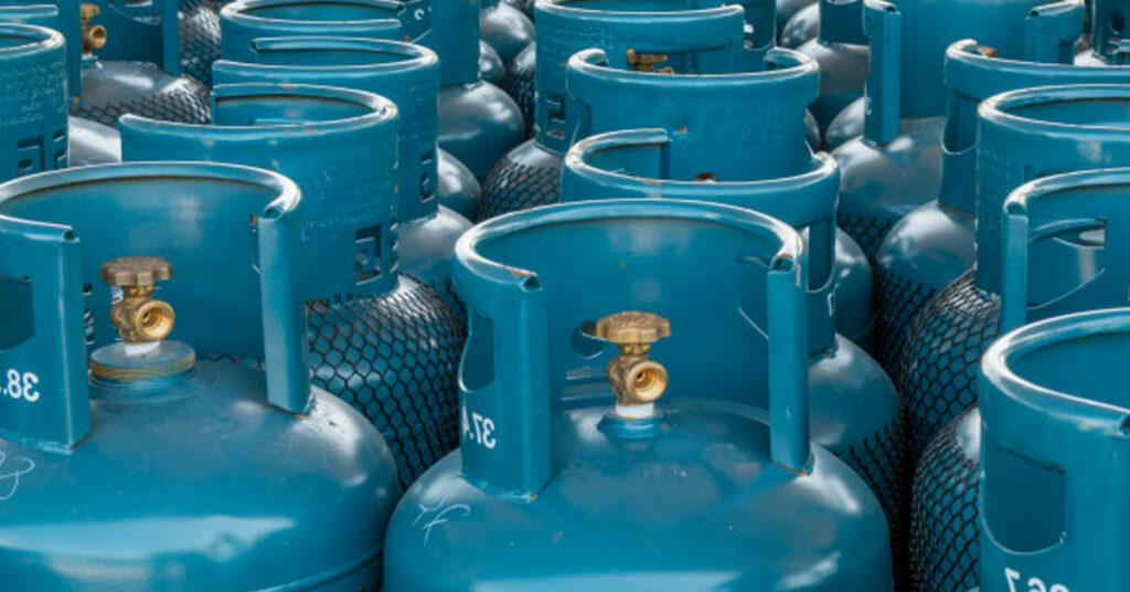 ¿Qué es el gas propano?