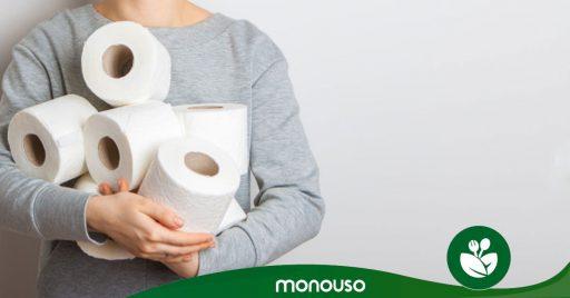 Qué es mejor usar papel higiénico o toallitas húmedas