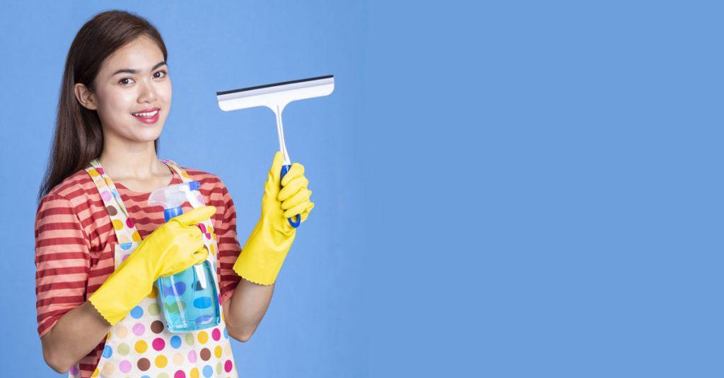 ¿Qué son los limpiacristales?