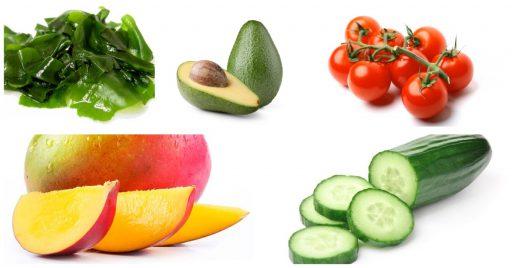 Recetas de poke: Vegetales