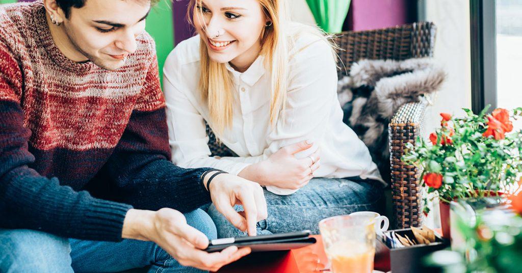 Redes sociales: actividad y más actividad