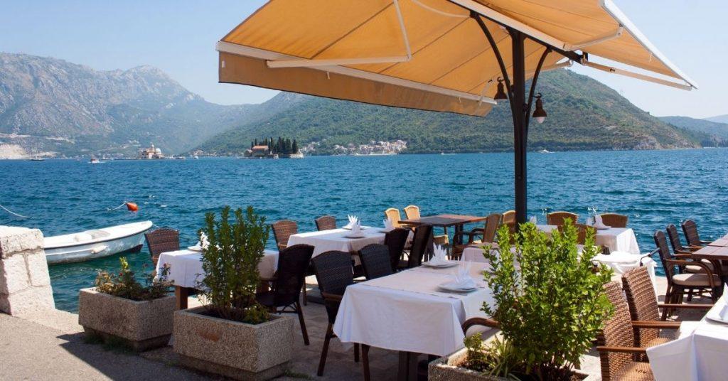 Sentidos fundamentales para la decoración terrazas de restaurantes