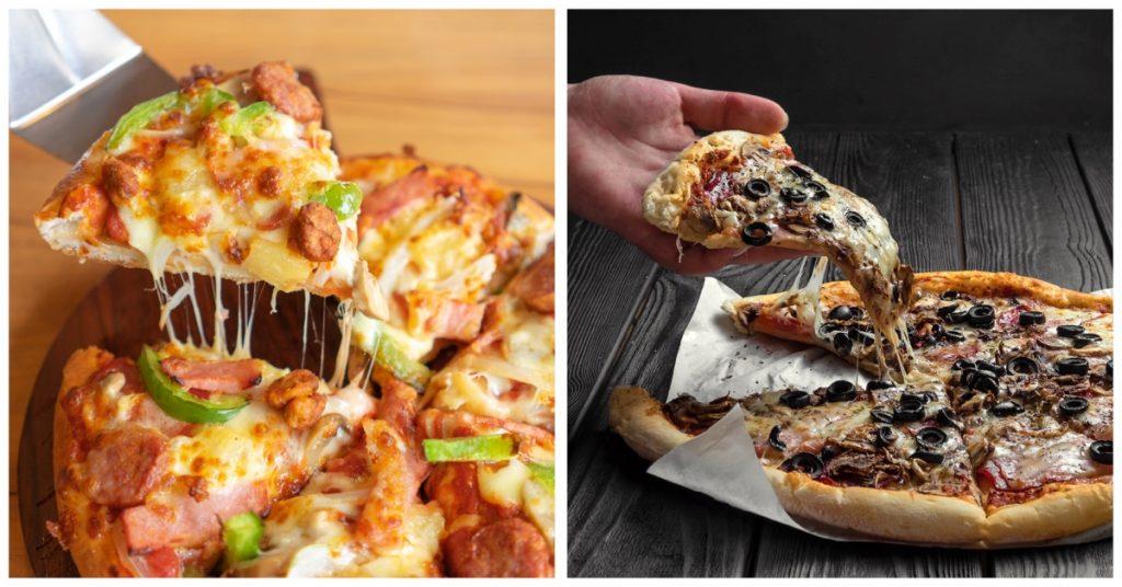 ¿Te encanta la pizza? Entonces esto es contigo
