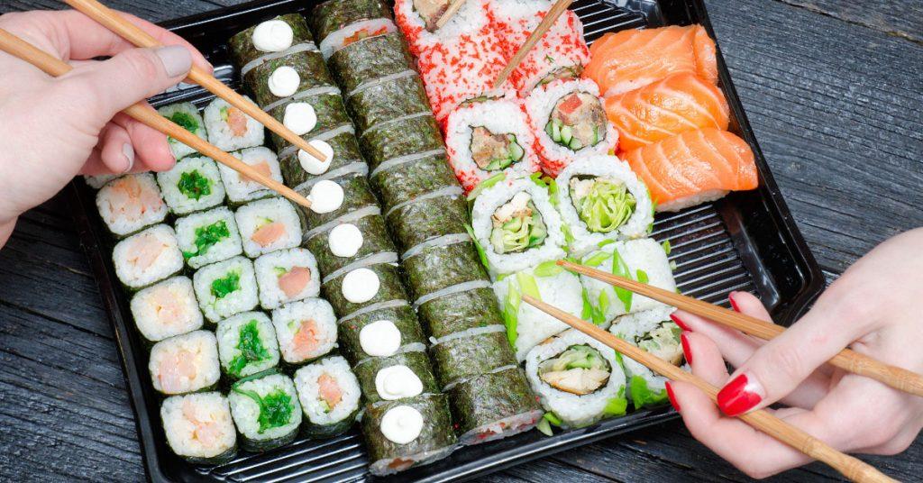 Temaki, otro tipo de sushi