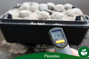¿Cómo conservar la temperatura de los alimentos cocidos?