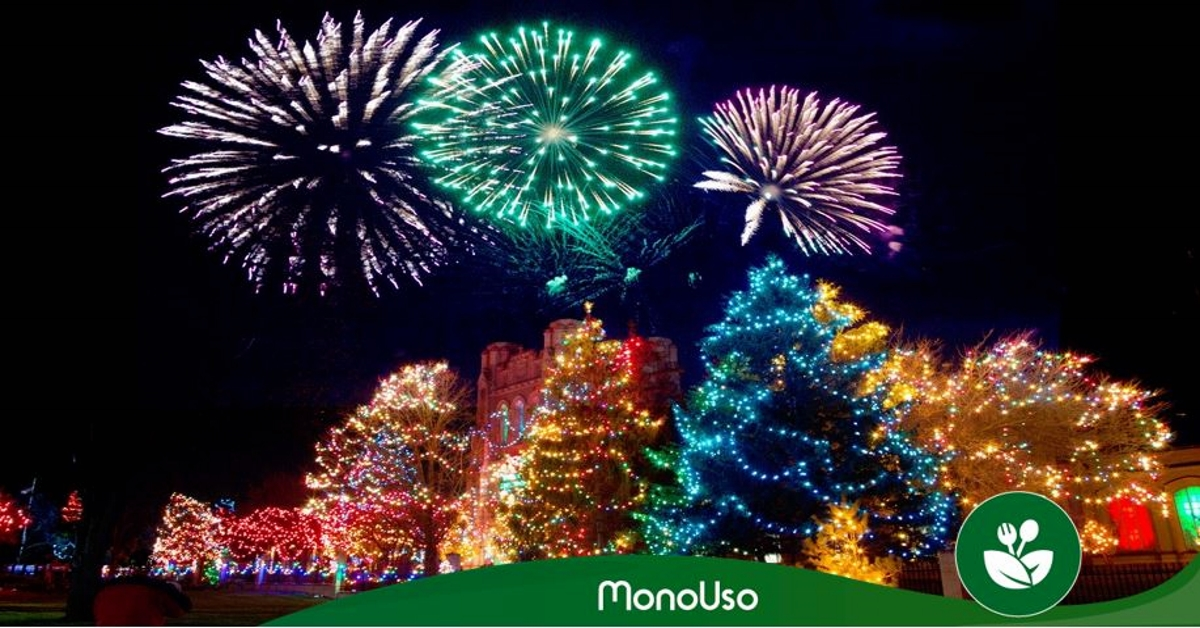 Tendencias de navidad 2019 colores