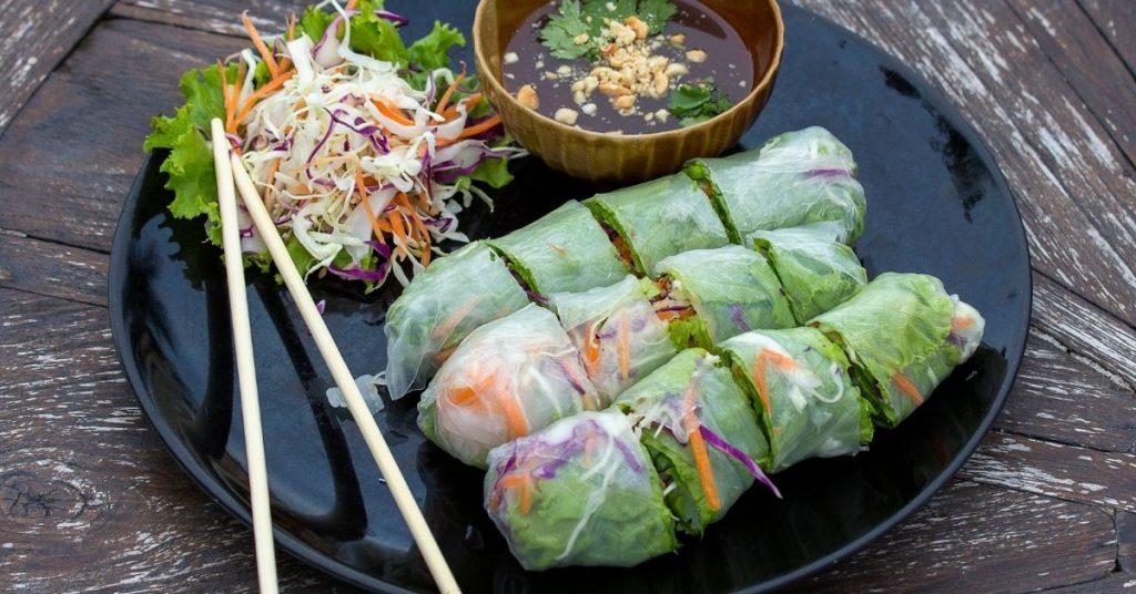 Tipos de Cocina:Vietnamita