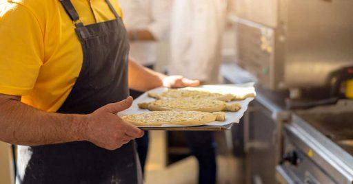 Tipos de panadería