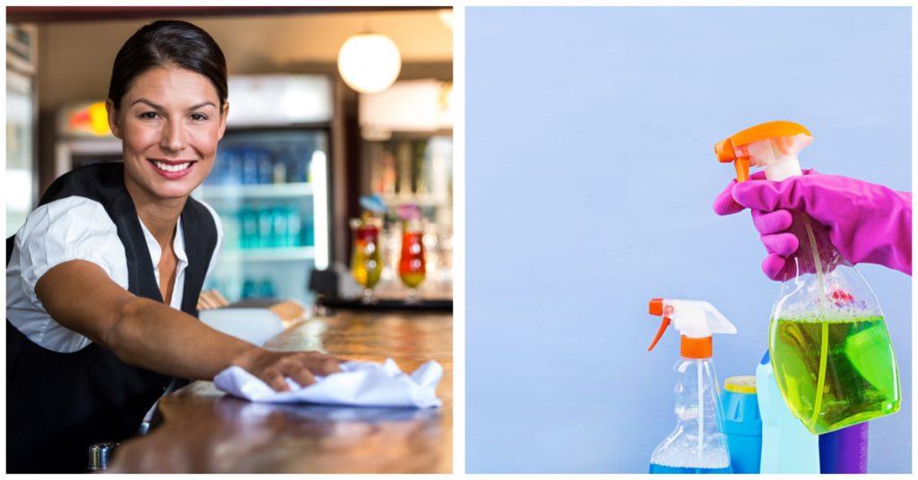 Tipos de sucio que puedes encontrar en la industria alimentaria