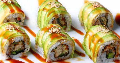 Tipos de sushi: Inarizushi