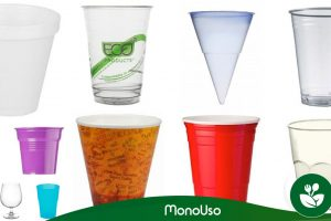Cómo elegir los vasos de plástico desechables ideales