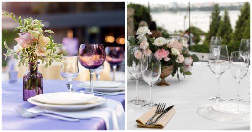 Tres: Caminos de mesa en tu decoración