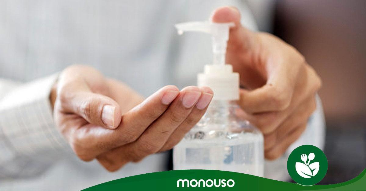 Usar desinfectantes de manos ¿Útil frente al coronavirus?