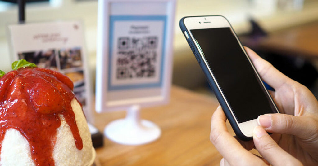 Usos y utilidades del código QR en restaurantes