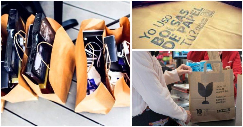 Ventajas de utilizar bolsas de papel en tu negocio