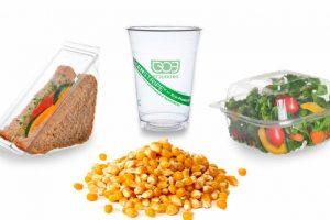 ¿Puedo utilizar envases de PLA si soy alérgico al maíz?