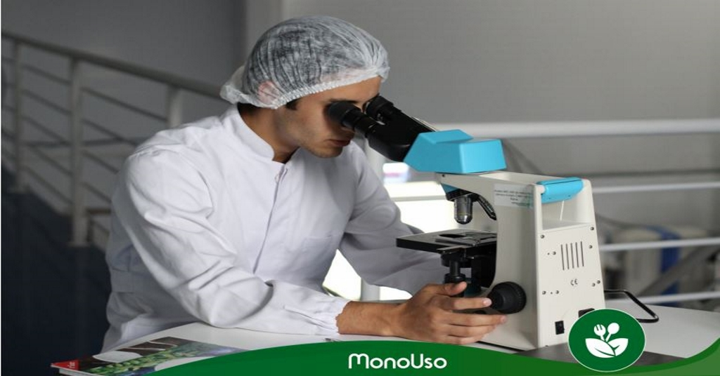 batas desechables laboratorio