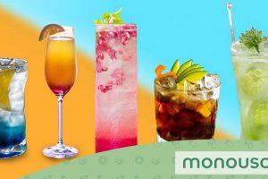 Top 12 bebidas de verano en España que no pueden faltar en tu coctelería 2021