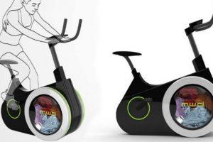 Haz ejercicio y lava tu ropa con esta increíble bicicleta ecológica