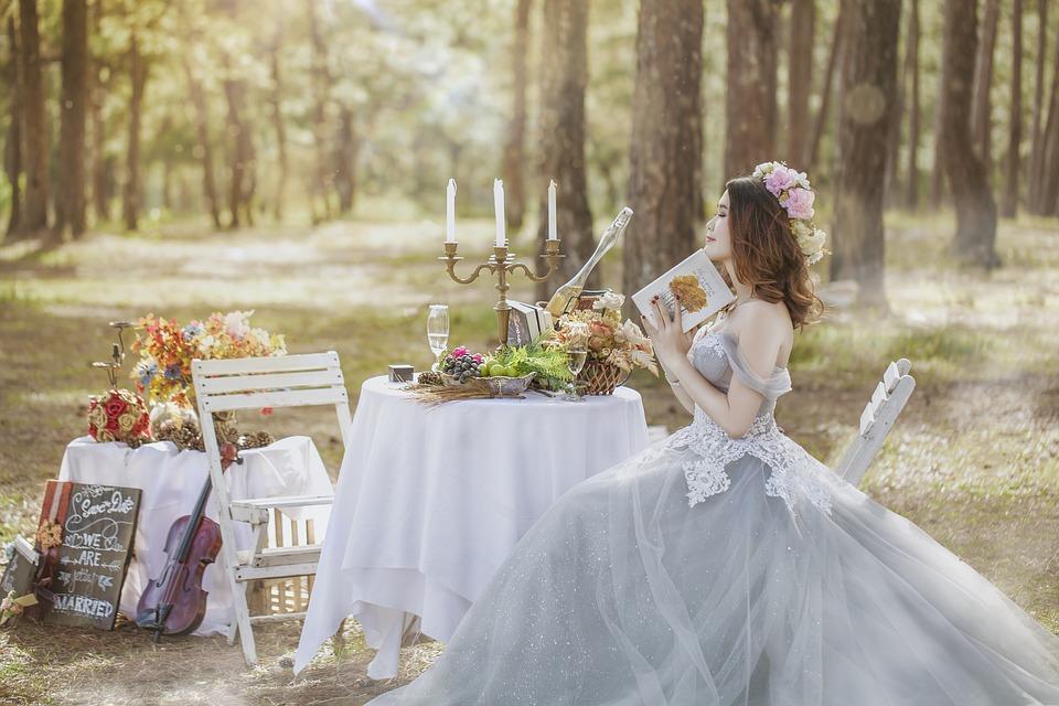 cómo organizar una boda en un mes