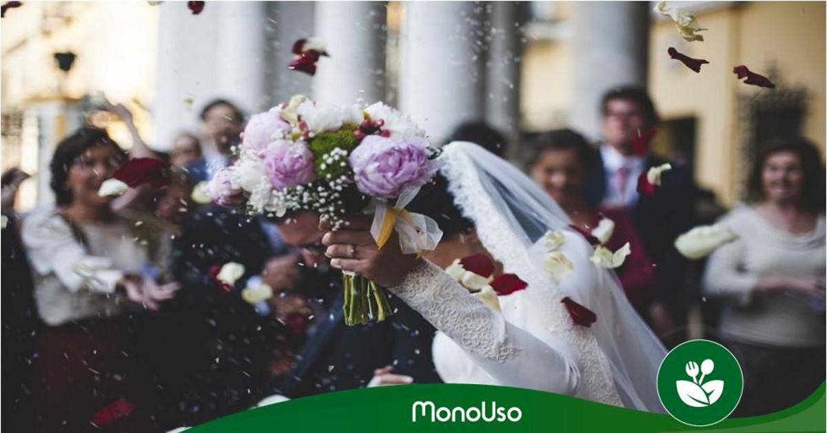como organizar boda en un mes