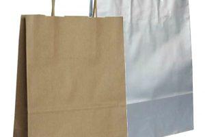 Ventajas de utilizar bolsas de papel
