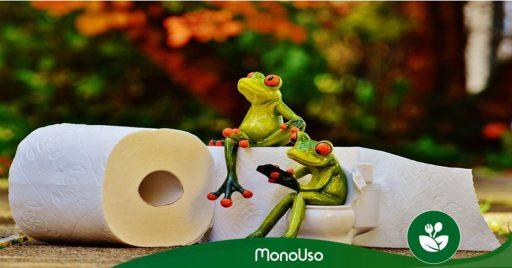características papel higiénico