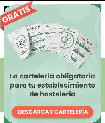 cartelería obligatoria para tu establecimiento de hostelería