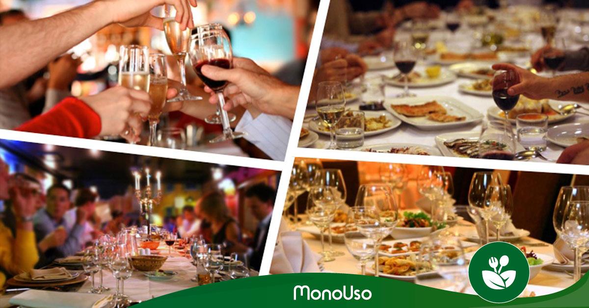 5 razones para cenas y comidas de empresa ecológicas