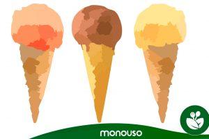 ¿Cómo reconocer un helado artesano?