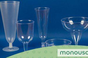 Guía de compra de las copas de plástico
