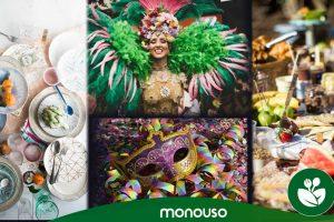 Dale ritmo al Carnaval con la vajilla desechable