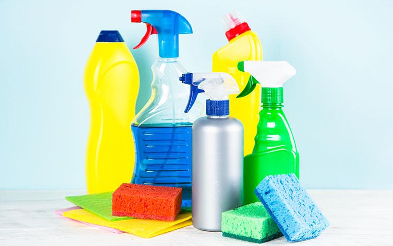 desengraante y desinfectante