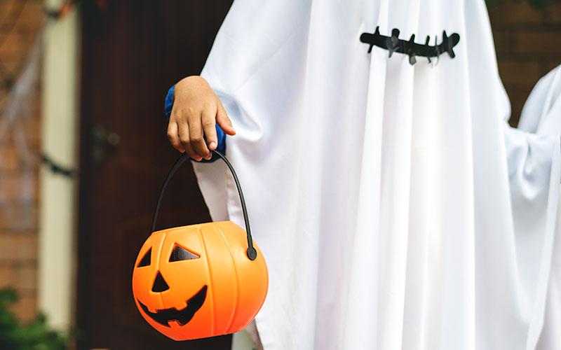 disfraz Halloween casero