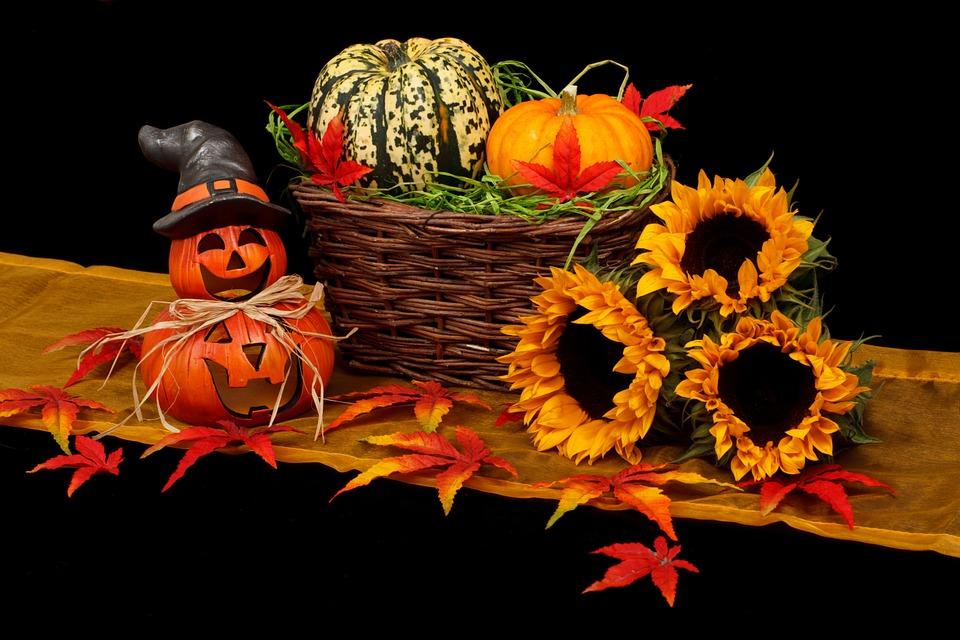 escenas tenebrosas halloween