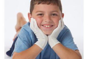 Guantes desechables para niños: una protección segura