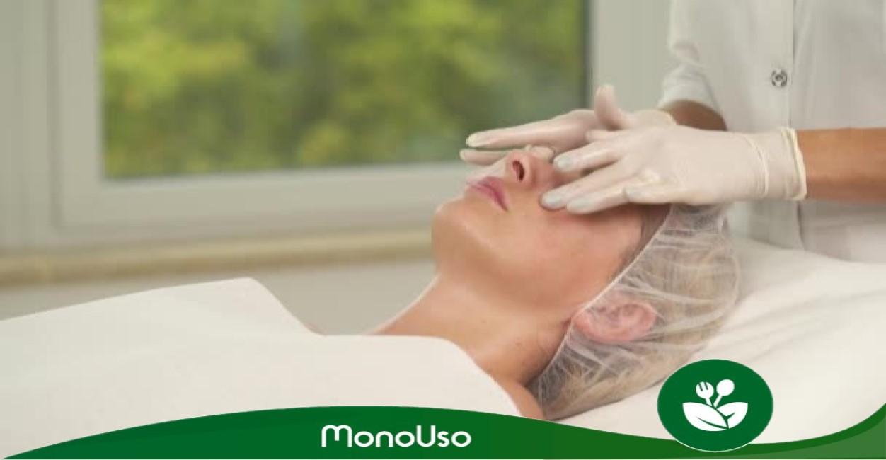 guantes para dar masajes