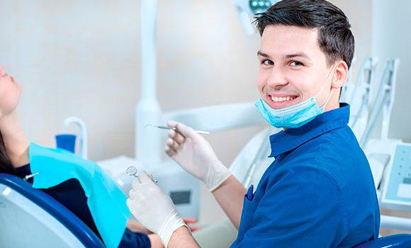 guantes para dentista